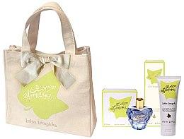 Парфюми, Парфюмерия, козметика Lolita Lempicka Mon Premier Parfum 2017 - Комплект (парф. вода/50ml + лосион за тяло/75ml)