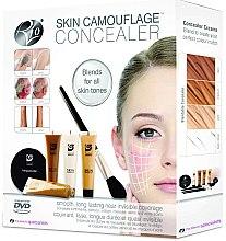 Парфюмерия и Козметика Комплект коректори - Rio Skin Camouflage Concealer