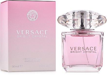 Versace Bright Crystal - Тоалетна вода — снимка N1
