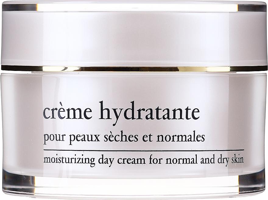 Овлажняващ дневен крем за лице - Yellow Rose Creme Hydratante — снимка N2