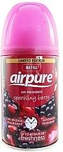 """Парфюмерия и Козметика Освежител за въздух """"Горски плодове"""" - Airpure Air-O-Matic Refill Sparkling Berry"""