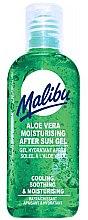 Парфюмерия и Козметика Гел с алое вера за след слънчеви бани - Malibu After Sun Gel Aloe Vera