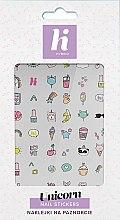 Парфюмерия и Козметика Лепенки за нокти - Hi Hybrid Unicorn Nail Stickers