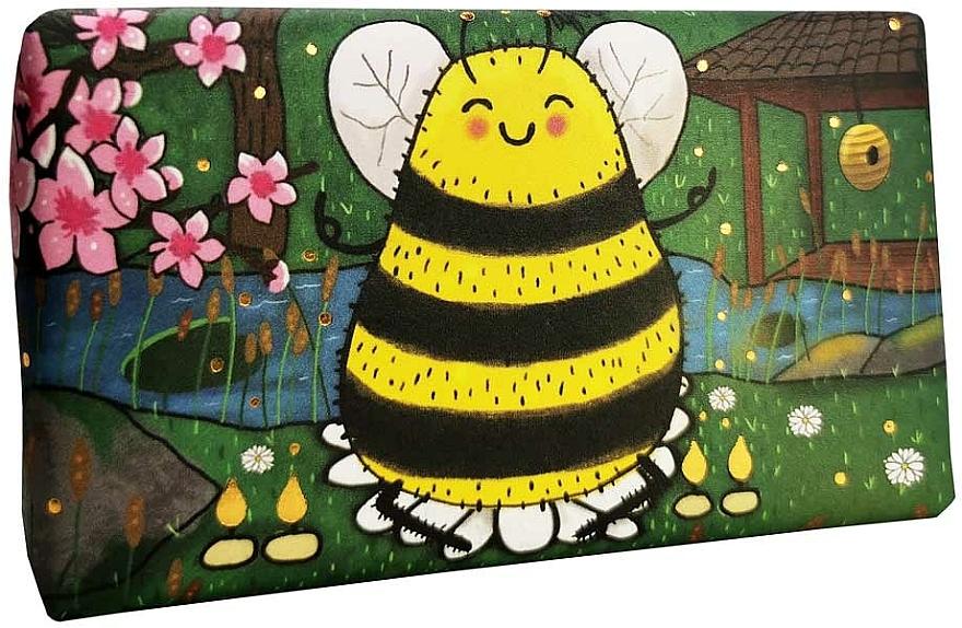 "Сапун ""Пчеличка"" - The English Soap Company Wonderful Animals Bee Soap"