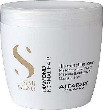 Маска за блясък на косата - Alfaparf Illuminating Mask — снимка N3