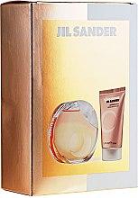 Парфюми, Парфюмерия, козметика Jil Sander Sensations - Комплект (тоал. вода/40ml + крем за тяло/50ml)