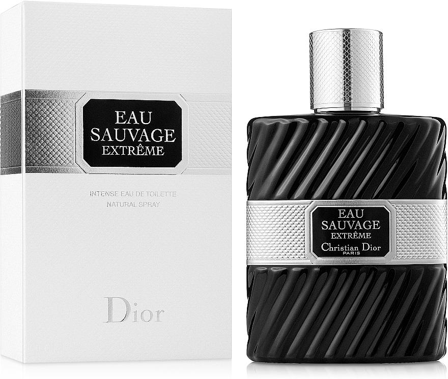 Dior Eau Sauvage Extreme - Тоалетна вода — снимка N2