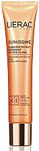 Парфюми, Парфюмерия, козметика Слънцезащитен тонизиращ флуид за лице SPF30 - Lierac Sunissime Energizing Protective Fluid Global Anti-Aging