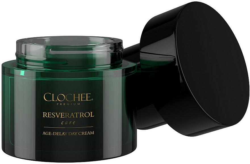 Дневен крем за лице против бръчки - Clochee Premium Age..