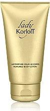 Парфюмерия и Козметика Korloff Paris Lady Korloff - Лосион за тяло