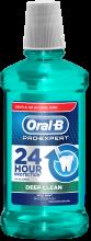 Парфюмерия и Козметика Вода за уста - Oral-B Pro-Expert Deep Clean