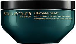 Парфюмерия и Козметика Възстановяваща маска за коса - Shu Uemura Art of Hair Ultimate Reset Mask