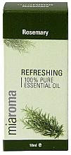"""Парфюмерия и Козметика Етерично масло """"Розмарин"""" - Holland & Barrett Miaroma Rosemary Pure Essential Oil"""
