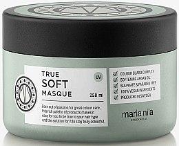 Парфюми, Парфюмерия, козметика Хидратираща маска за коса - Maria Nila True Soft Masque