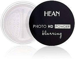 Парфюмерия и Козметика Транспарентна пудра за лице - Hean Photo HD Powder Blurring