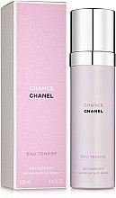 Парфюмерия и Козметика Chanel Chance Eau Tendre - Парфюмен дезодорант