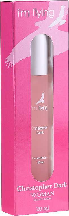 Christopher Dark I'm Flying - Парфюмна вода (мини)