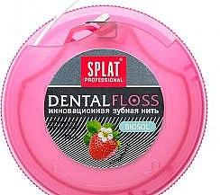 """Парфюми, Парфюмерия, козметика Конец за зъби """"Ягода"""" - SPLAT Professional DentalFloss"""