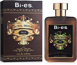 Парфюми, Парфюмерия, козметика Bi-Es Royal Brand Gold - Тоалетна вода