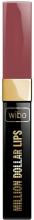 Парфюмерия и Козметика Течно матово червило за устни - Wibo Million Dollar Lips