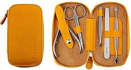 """Парфюми, Парфюмерия, козметика Маникюрен комплект """"Basic Eco"""", MS-01E - Staleks Manicure Set"""