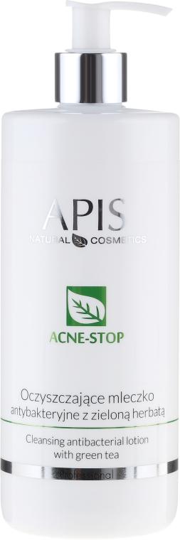 Почистващ лосион за лице - APIS Professional Cleansing Antibacterial Lotion