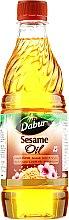 Парфюми, Парфюмерия, козметика Сусамово масло за лице,тяло и коса - Dabur Vatika Sesame Oil