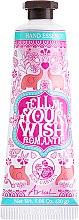 Парфюми, Парфюмерия, козметика Парфюмен крем за ръце - Ariul Tell Me Your Wish Hand Essence Romantic