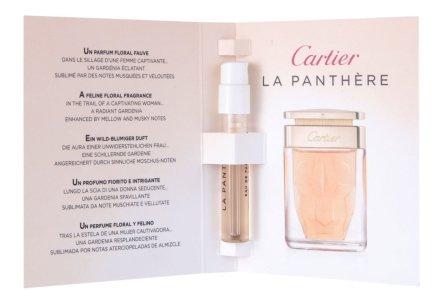 Cartier La Panthere - Парфюм (мостра) — снимка N3