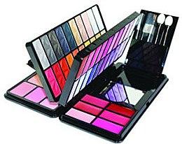 Парфюми, Парфюмерия, козметика Палитра за грим - Parisax Professional Make-Up Palette 96 Colors
