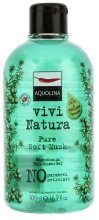 Парфюми, Парфюмерия, козметика Гел за душ - Aquolina Vivi Natura Pure Soft Musk Bath Shower Gel