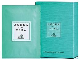 Парфюмерия и Козметика Acqua dell Elba Classica Men - Парфюмни мокри кърпички за мъже