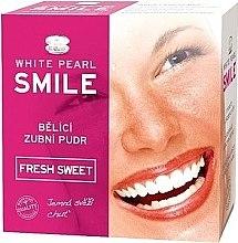 Парфюми, Парфюмерия, козметика Прах за избелване за зъби - VitalCare White Pearl Smile Tooth Whitening Powder Fresh Sweet