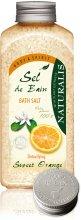 Парфюми, Парфюмерия, козметика Сол за вана - Naturalis Sel de Bain Sweet Orange Bath Salt