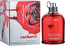 Парфюми, Парфюмерия, козметика Cacharel Amor Amor - Тоалетна вода