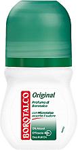 Парфюми, Парфюмерия, козметика Рол-он дезодорант - Borotalco Original Ball Deo