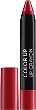 Парфюмерия и Козметика Червило-молив - Flormar Color Up Lip Crayon