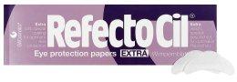 Парфюмерия и Козметика Предпазващи хартиени пачове под очи (80бр) - RefectoCil Eye Protection Papers Extra