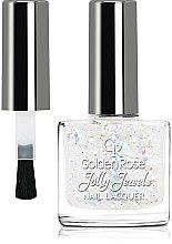 Парфюми, Парфюмерия, козметика Лак за нокти - Golden Rose Jolly Jewels Nail Lacquer