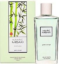 Парфюми, Парфюмерия, козметика Marc Misaki Green Concept - Тоалетна вода
