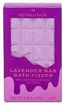 "Парфюми, Парфюмерия, козметика Бомбичка за вана - I Heart Revolution Chocolate Bar Bath Fizzer ""Lavender"""