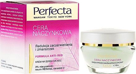 Крем против бръчки - Perfecta Cera Naczynkowa Cream