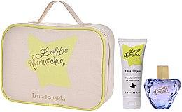 Парфюмерия и Козметика Lolita Lempicka Mon Premier Parfum 2017 - Комплект (парф. вода/50ml+лосион за тяло/75ml)