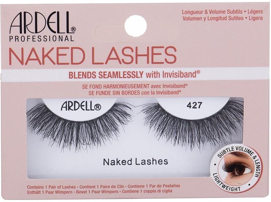 Изкуствени мигли - Ardell Naked Lashes 427 — снимка N1
