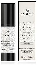 Парфюмерия и Козметика Озаряващ серум за лице с божур и бял хайвер - Avant Sublime Peony & White Caviar Illuminating Pearls Serum