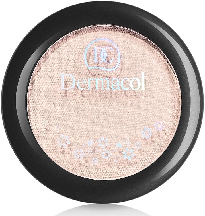 Минерална компактна пудра - Dermacol Mineral Compact Powder