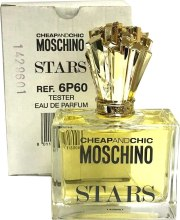 Парфюми, Парфюмерия, козметика Moschino Stars - Парфюмна вода ( тестер с капачка )