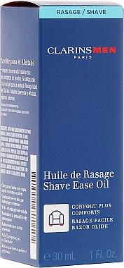 Масло за бръснене - Clarins Shave Ease — снимка N2