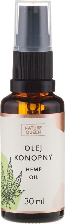 Козметично масло от конопено семе - Nature Queen Hemp Oil