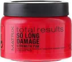 Парфюми, Парфюмерия, козметика Интензивна маска за коса - Matrix Total Results So Long Damage Mask